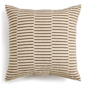 "Hotel Collection Honeycomb 18"" Decorative Pillow"
